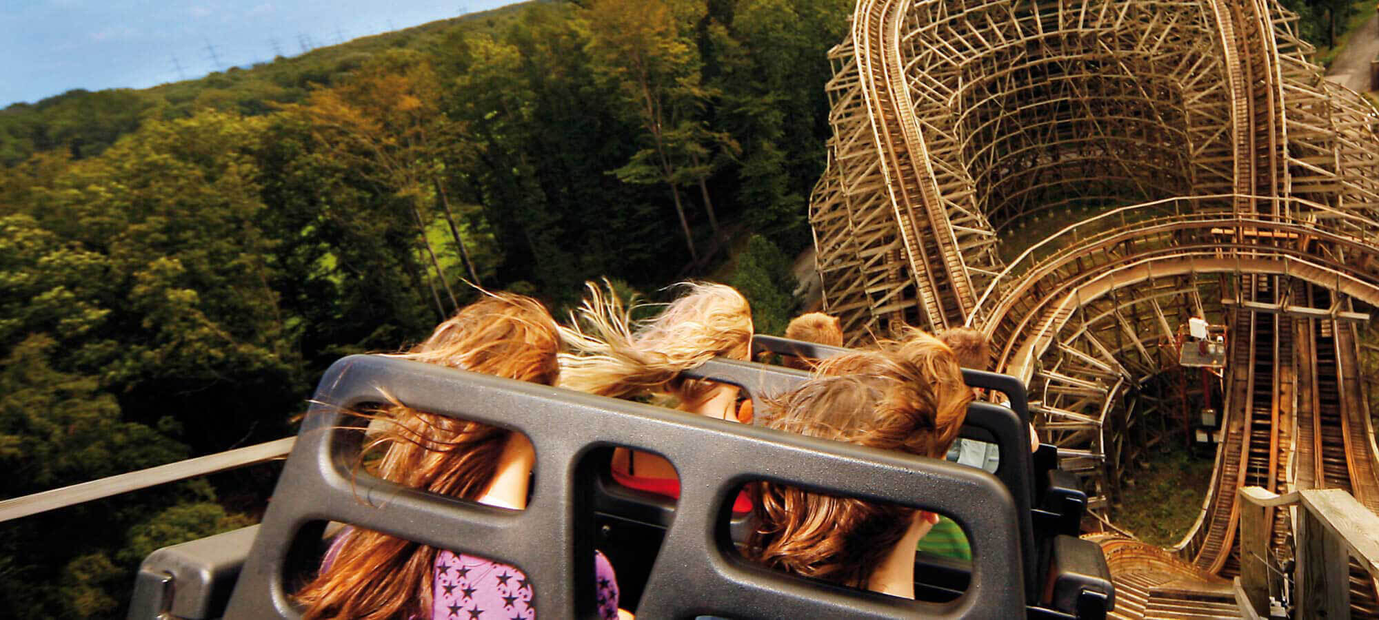 Movie Park Germany: The Bandit